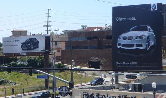 BMW Versus Audi