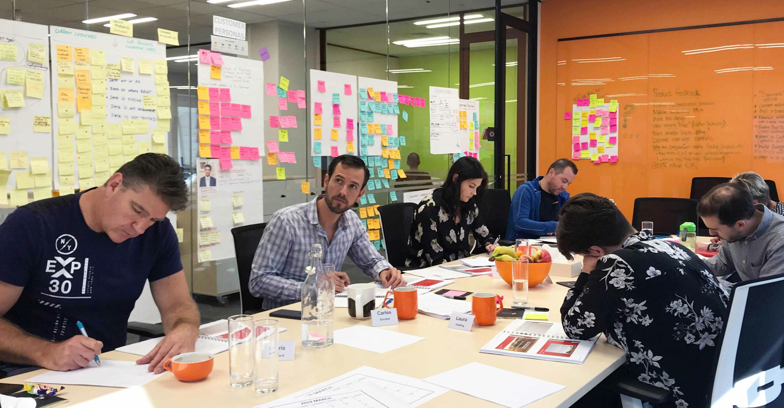Link of the day: The Agile Business Gap by @brainmates