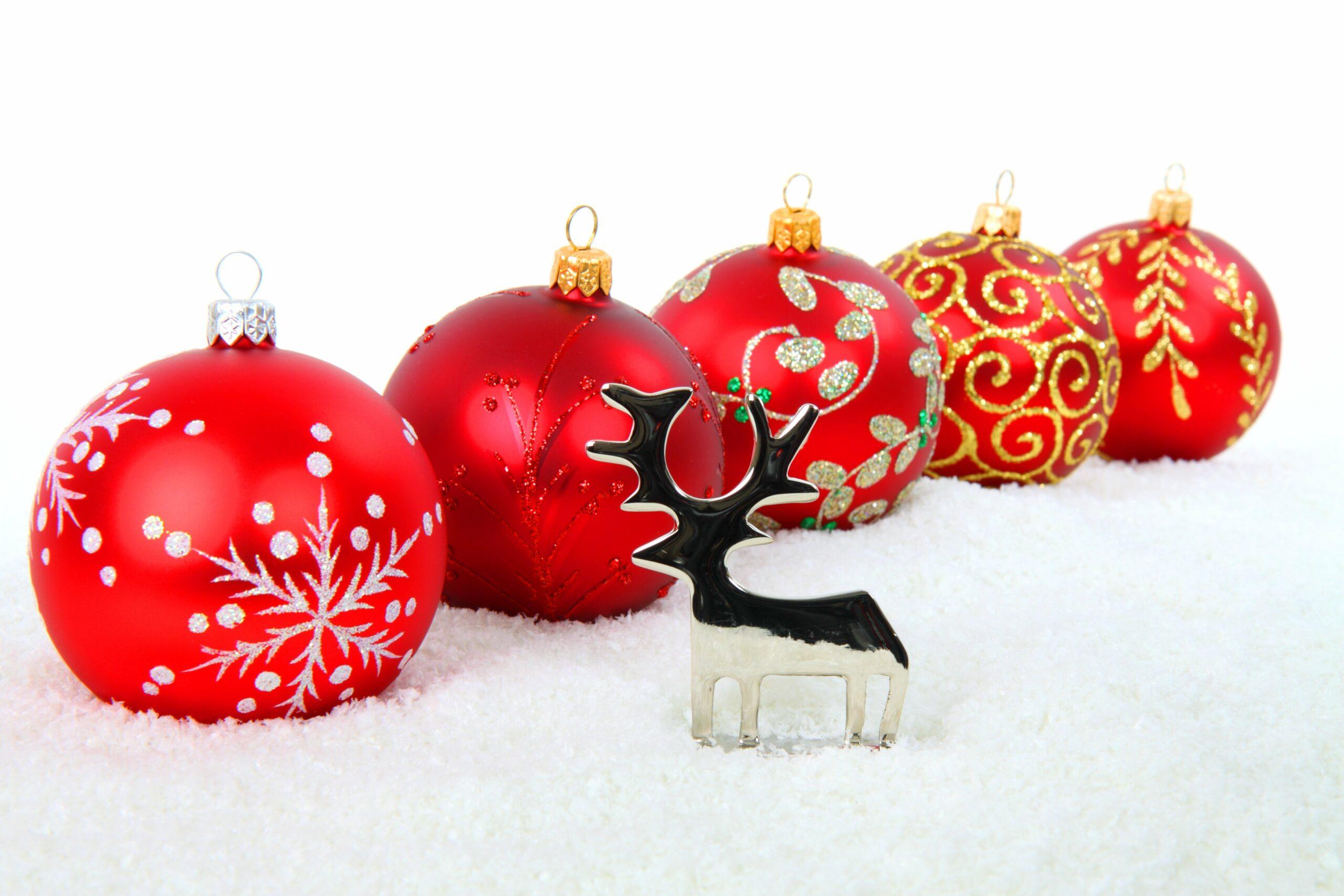 Happy Christmas + where I've been hiding