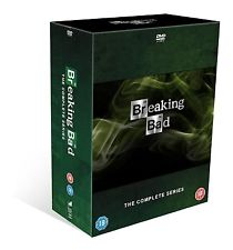 Breaking Bad DVD box set