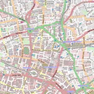 OpenStreetMap London