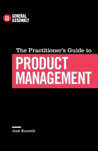 The Practitioner's Guide to Product Management - Cover