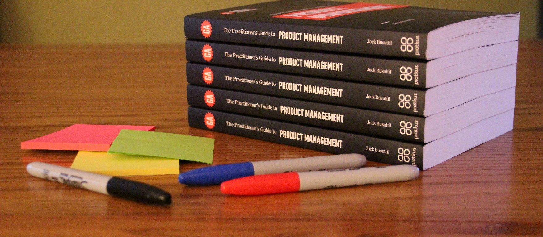 The Practitioner's Guide To Product Management – out tomorrow