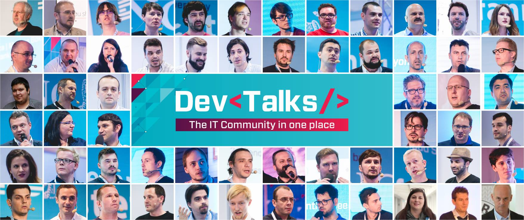 Speaking at DevTalks Bucharest in June
