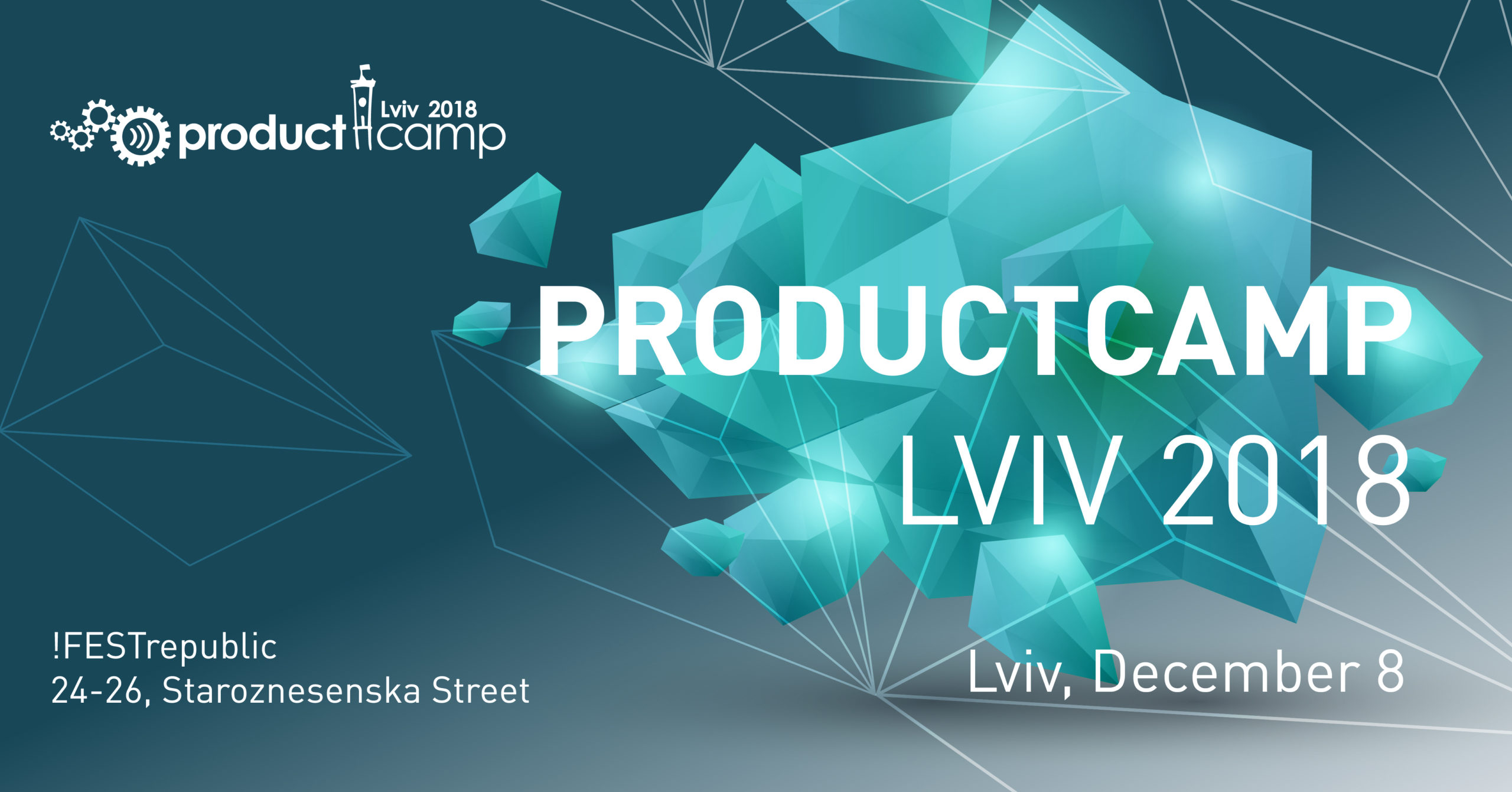 Speaking at ProductCamp L'viv