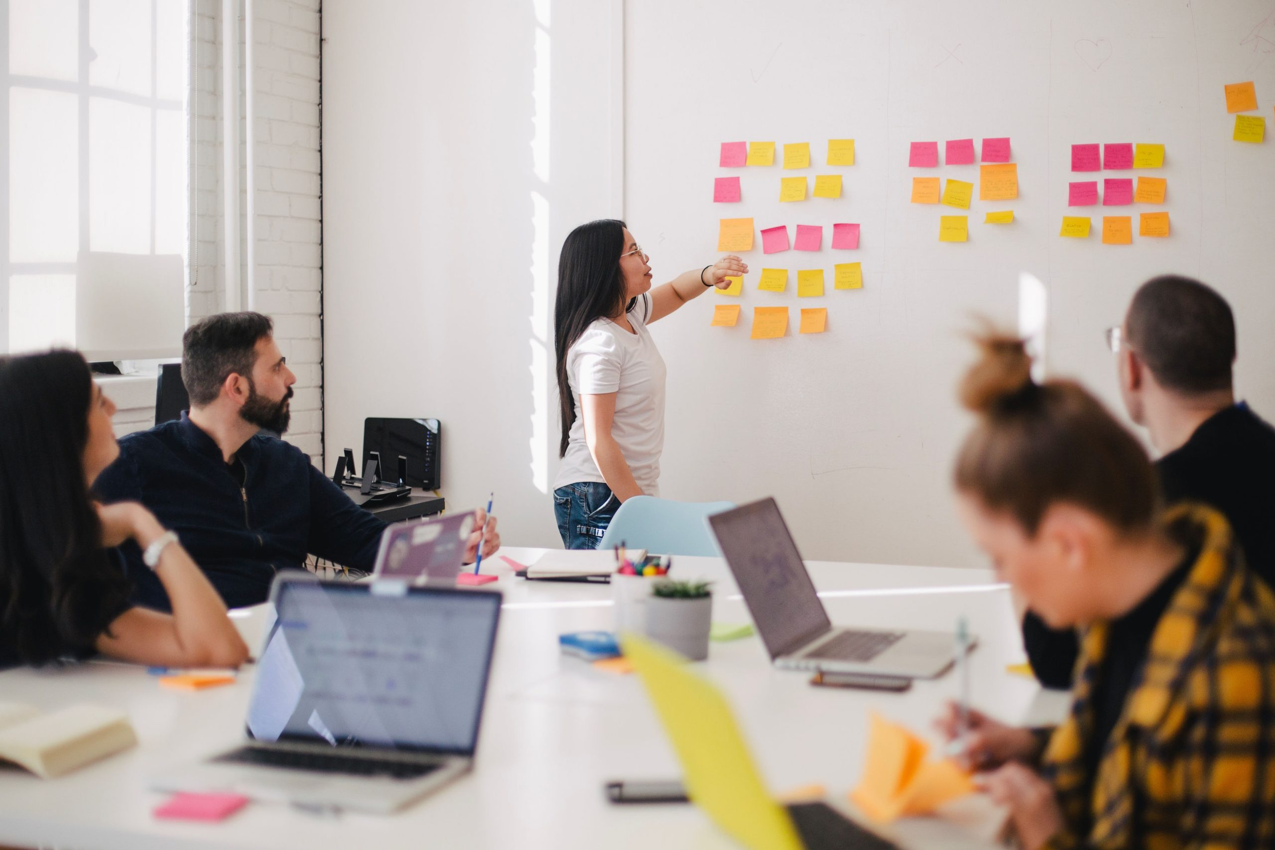 How do you establish an effective product management team?