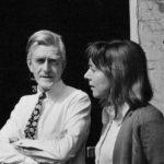 "Richard ""Jock"" Kinneir and Margaret Calvert"