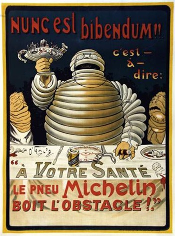 Nunc est bibendum! (Now is the time for drinking!)