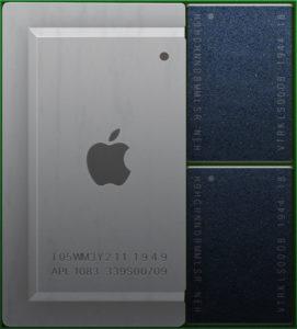 Illustration of the Apple A12Z system-on-a-chip